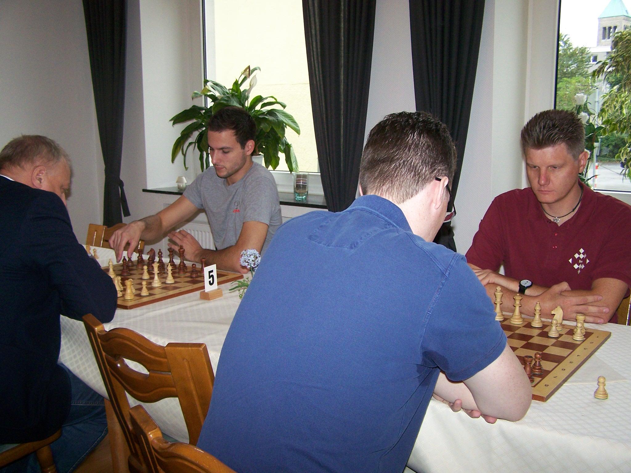 Jan Rolf - Ben Sitton und Adri Timmermans - Michael Glahn