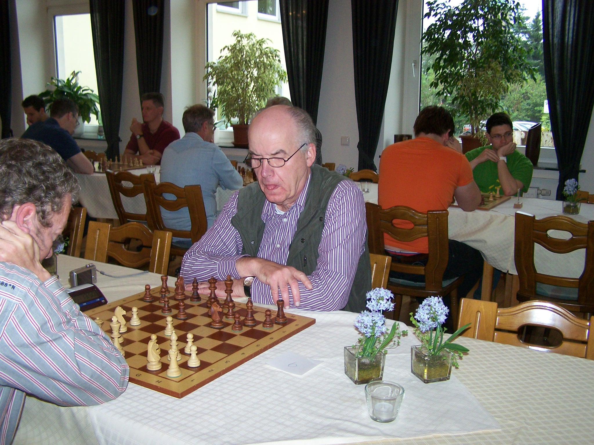 Thijs van Hoek - Hans-Werner Lange