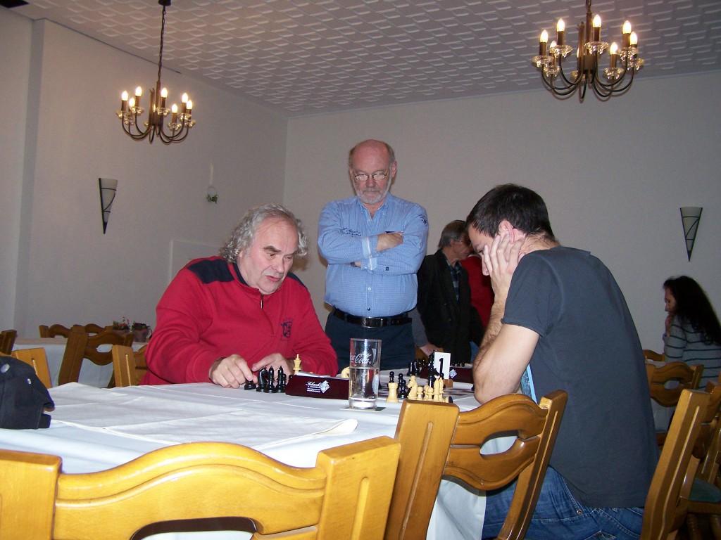 1. Runde: Siegmund - Michael