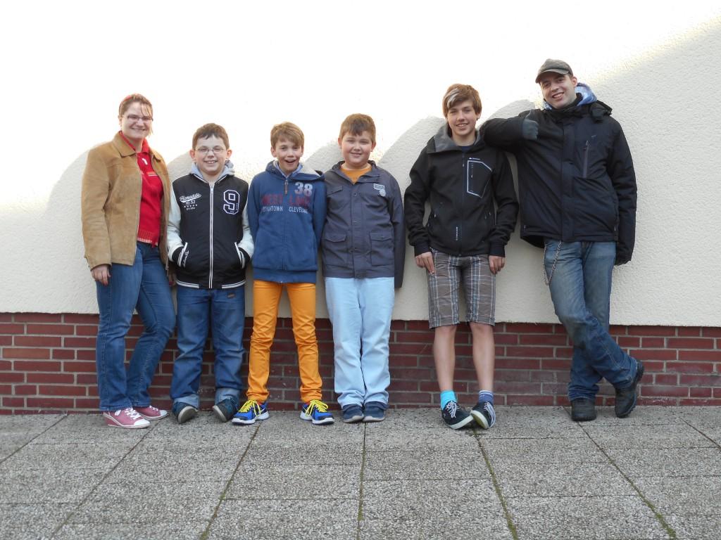 Die Mannschaft Altstadt 5