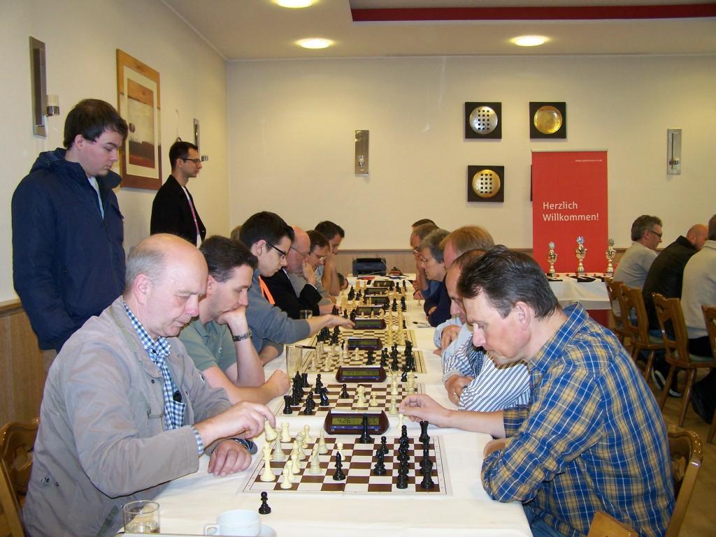 1. Runde - Waltrop vs. Dorsten