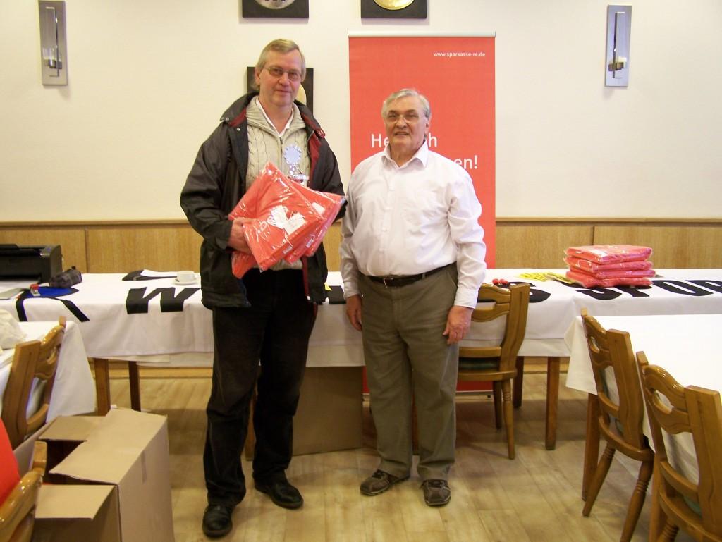 2. Platz: SV Unser Fritz