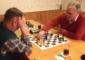 7. Runde: Viktor Meier - Udo Wickenfeld